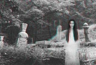 hantu kuburan