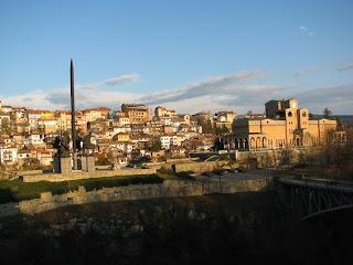Vacanta prematura la Veliko Tarnovo