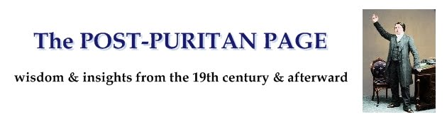 The Post-Puritan Page