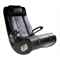 Play Your Favorite Video Games And Watch Movies In Comfort In The X Rocker  II Video Rocker. Speakers With Subwoofer. Assembled Structured Furniture.