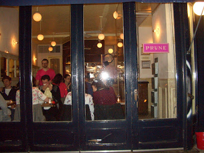 Victoria Loves Sweets Restaurant Review PRUNE 54 East