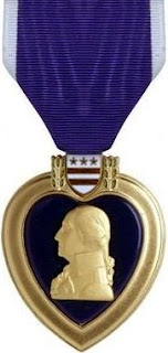 PurpleHeart 226 Years Ago Today   First Purple Heart Awarded