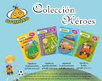 Colección Héroes