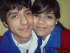 Carlos y iop!!