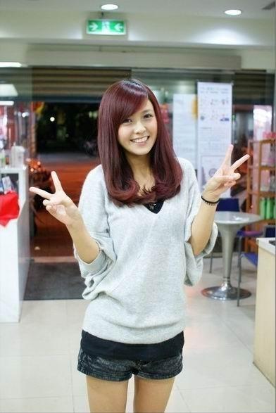 Artis n Model Asia: Taiwan young girl Dayuan Lin Yingzhen