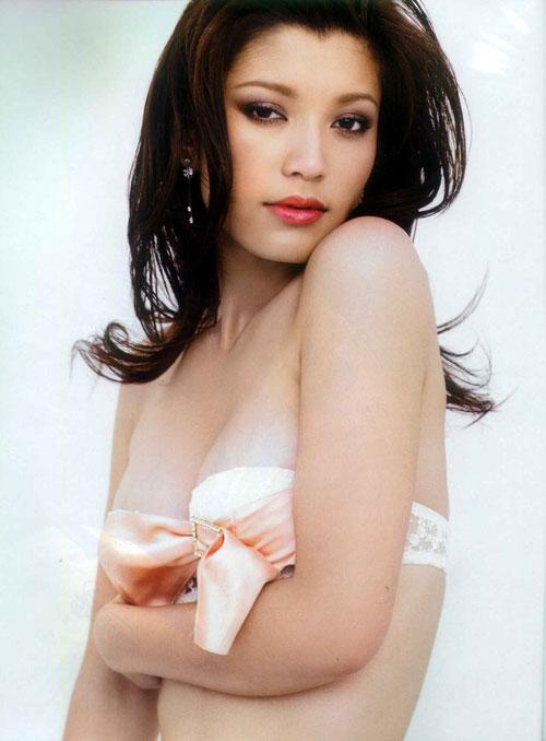 Miss Thailand Aimee Morakot Kittisara