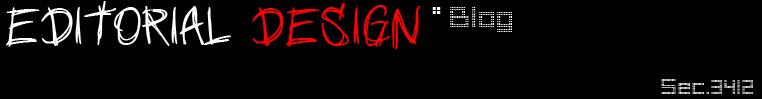 Editorial Design Sec 3412