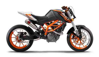 Upcoming Bikes In 2011 – Bajaj-KTM Street Bikes To Be Launched In