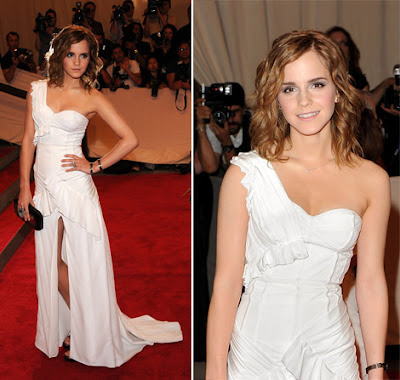 emma watson burberry dress. Emma Watson Burberry Dress