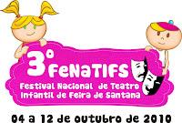 3° Festival de Teatro Infantil de Feira de Santana