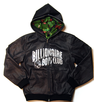 a576de28f The Shop NJ: BBC Leather hoodie/More Pics from the BBC n.y.c grand ...