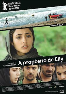 A Propósito de Elly Poster