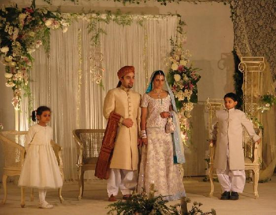 Pakistan wedding Traditions Pakistan is an Islamic country that is located