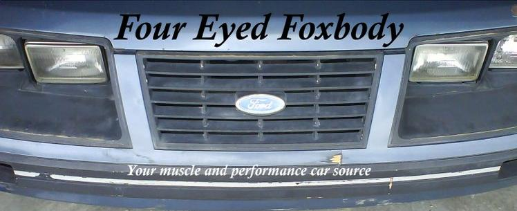 Four Eyed Foxbody