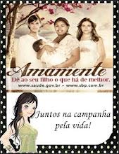 Campanha do aleitamento Materno.