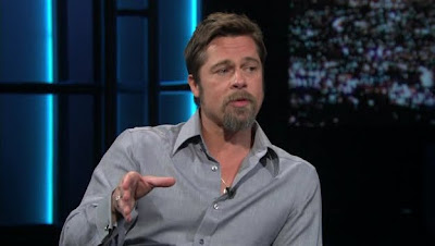 Brad Pitt explains his ideas on gay marriage, religion and also socialist ...