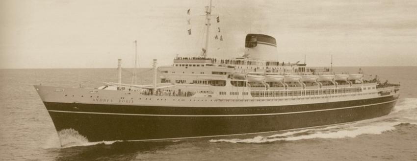 Transatlantico andrea doria for Andrea doria nave da guerra