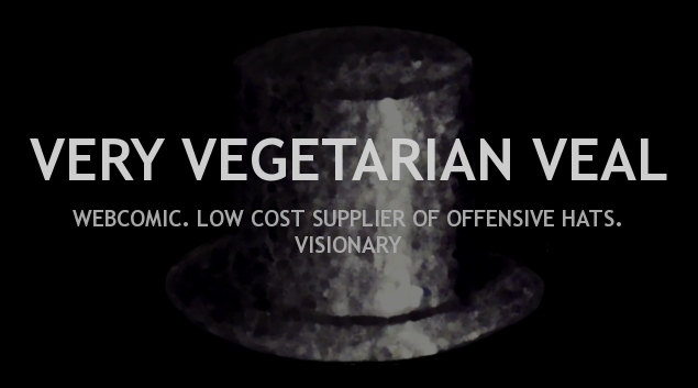 Very Vegetarian Veal