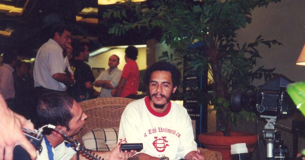 Marcelo d2 no casino bangu