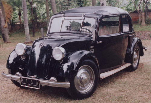 mercedes benz w130 1934 antique. Black Bedroom Furniture Sets. Home Design Ideas