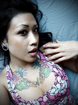 Labels: Feminine Tattoos - Hot Girls Get Hot Tattoos Art