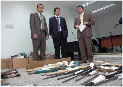 Oficina judicial trelew entrega de armas for Oficina armas