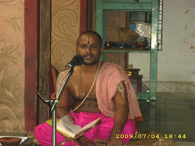 "IT Madhva Sangha - Hyderabad: ""Understanding Chaturmasa"""