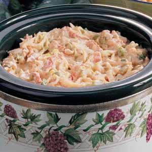 Hot & Rich Crab Dip Recipe