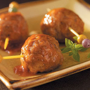 Appetizer Meatballs Recipe