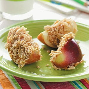 Gourmet Apple Snack Wedges Recipe