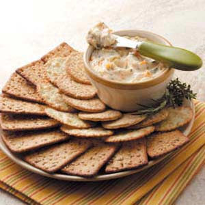 Gourmet Apricot Spread Appetizer Recipe