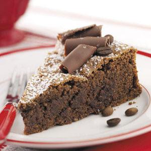 Almond Chocolate Gourmet Cake Recipe