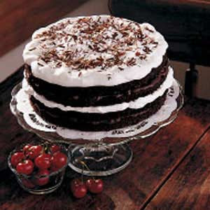 German Black Forest Torte Recipe