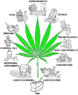 Hemp Resource Tree