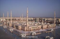 المسجد النبوى بالمدينة المنورة - السعودية