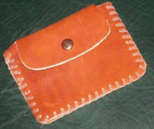 Coin Pouch Craft