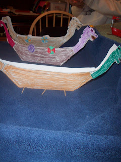 Viking Boats