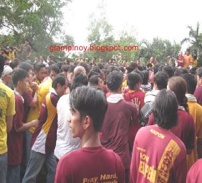 Procession of the Black Nazarene