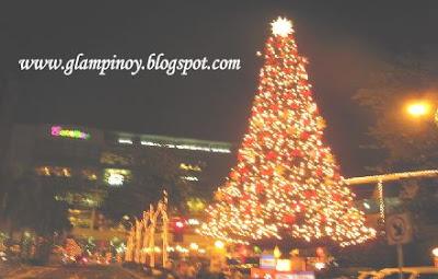 Araneta Center Cubao Christmas Tree
