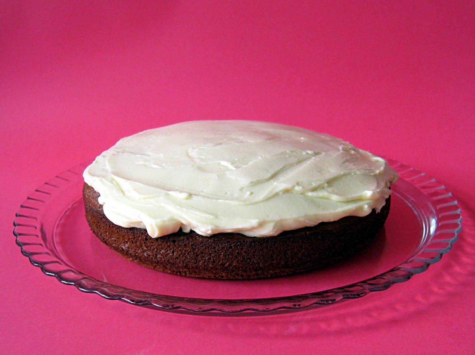 Refrigerator Cake Using Powder Nido Milk