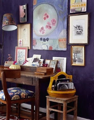 Interior Design Wall on Bohemian Interior Design   Design Interior