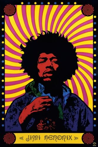 inspire bohemia psychedelic rock concert posters
