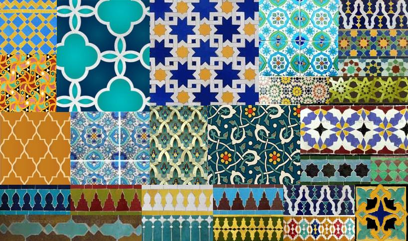 Moroccan Tile Patterns Browse Patterns