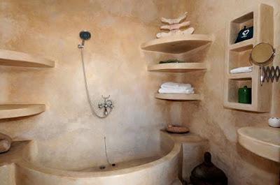 Inspire bohemia bohemian bathrooms for African bathroom decor ideas