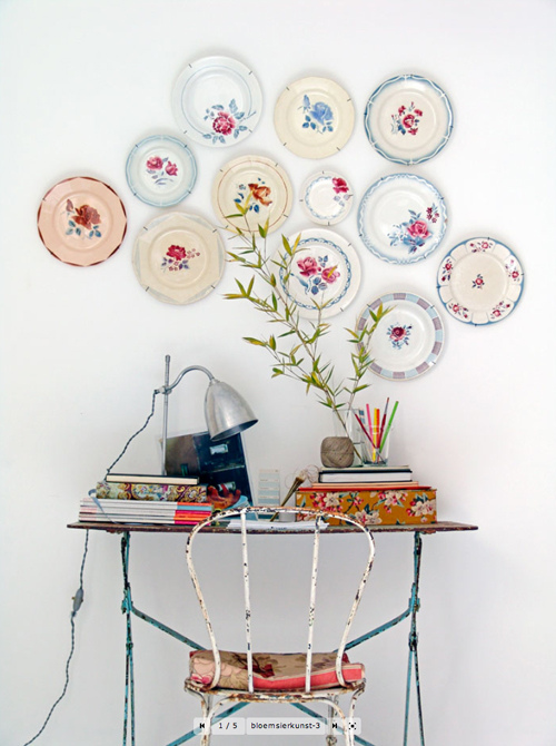 inspire bohemia beautiful wall decor and art plates part ii