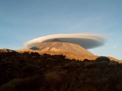 Sombrero del Teide