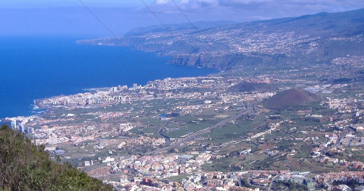 Solo de canarias los realejos y puerto de la cruz for Oficina turismo tenerife