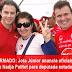 CONFIRMADO: prefeito Jota Júnior anuncia oficialmente apoio a Nadja Palitot para deputada estadual