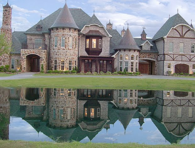Pro athlete relocation celebrity homes for Mansions in dallas tx