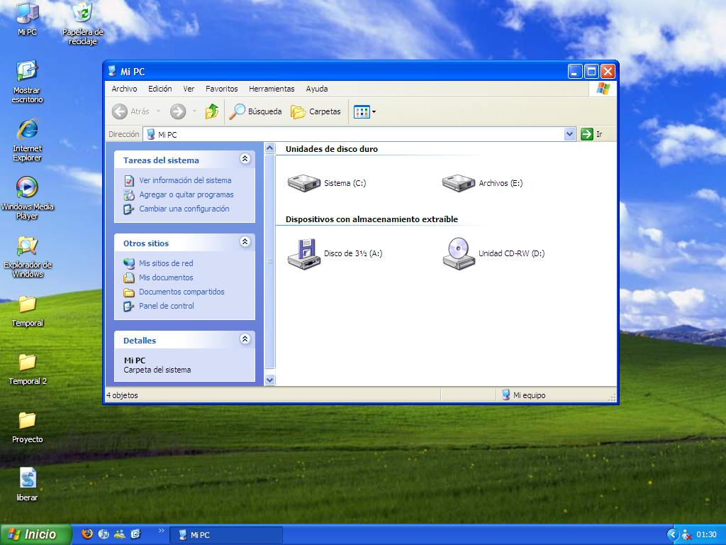 Windows xp pro sp2 espaol